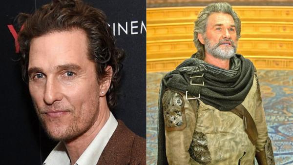 Matthey McConaughey EGO