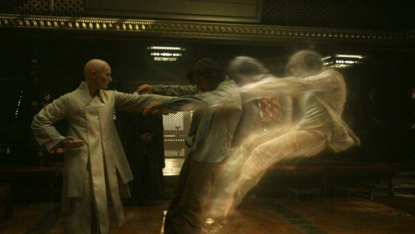 the ancient one and dr strange