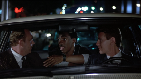 Eddie Murphy in Beverly Hills Cop (1984)