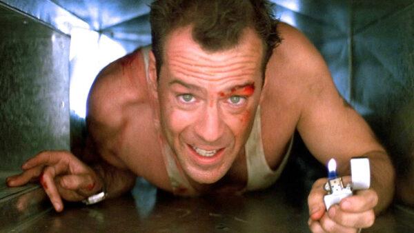 Bruce Willis Film Die Hard 1988