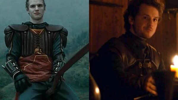 Harry Potter And Game of Thrones Freddie Stroma