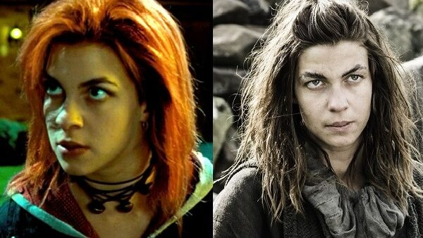 Natalia Tena Harry Potter And Game of Thrones