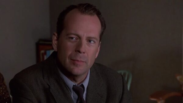 Bruce Willis in The Sixth Sense 1999