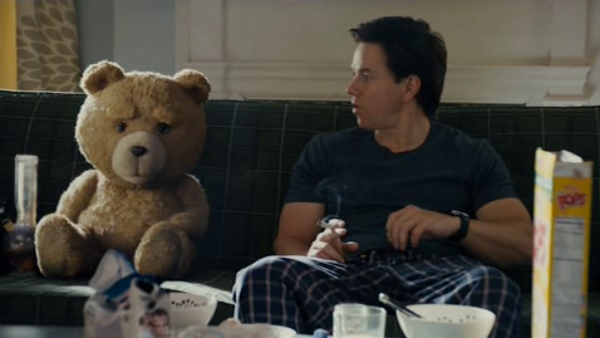 Best Stoner Film Ted 2012