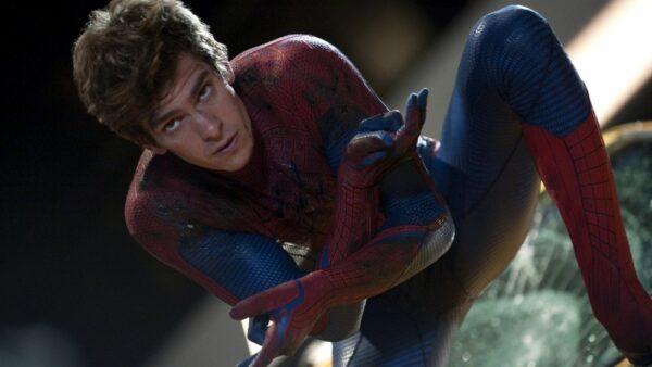 Andrew Garfield The Amazing Spider Man 2