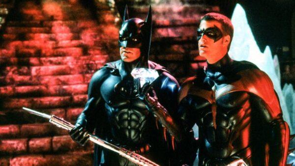 George Clooney Regrets Superhero Movie Batman & Robin