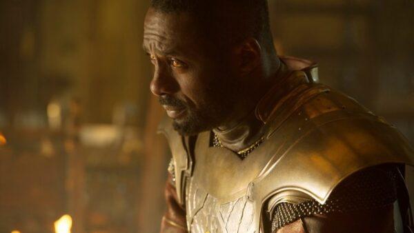 Idris Elba Thor The Dark World & Avengers Age of Ultron