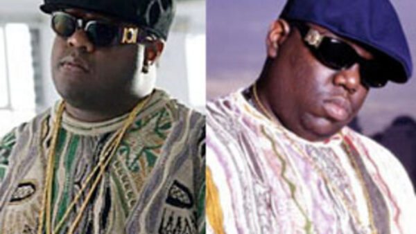 Jamal Woolard The Notorious BIG