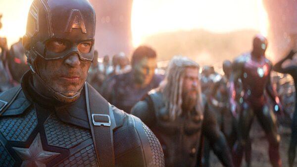 Marvel Cinematic Universe Avengers Endgame