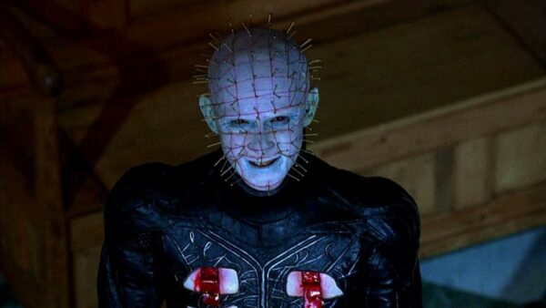 Overhyped Characters Barely in the Movie Pinhead Hellraiser