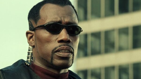 Wesley Snipes Blade Trinity