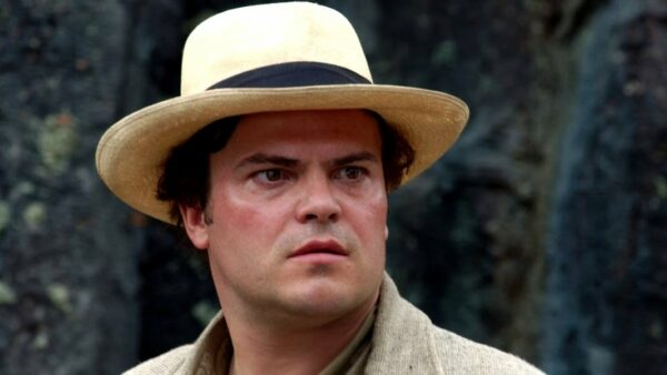 Great Dramatic Performance by Jack Black in King Kong