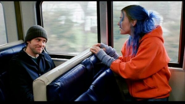 Jim Carrey Eternal Sunshine of the Spotless Mind 2004
