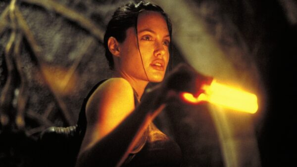 Lara Croft Tomb Raider 2001