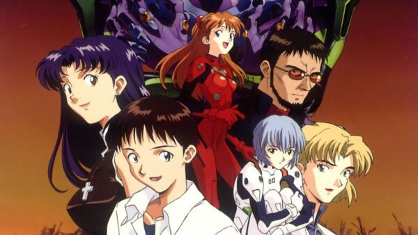 Best Anime of All Time Neon Genesis Evangelion