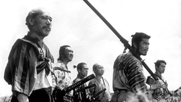 Seven Samurai 1954 Movie
