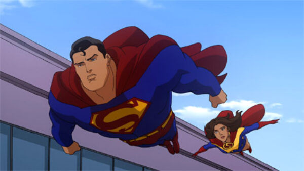 Best DC Animated Movie All Star Superman 2011