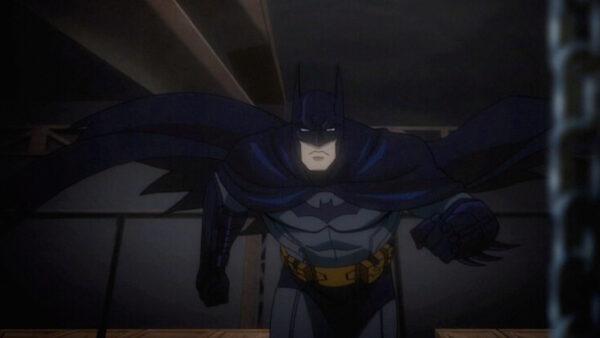 Batman Assault on Arkham 2014