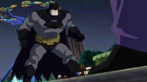 Best DC Animated Movie Batman The Dark Knight Returns Part 2 2013