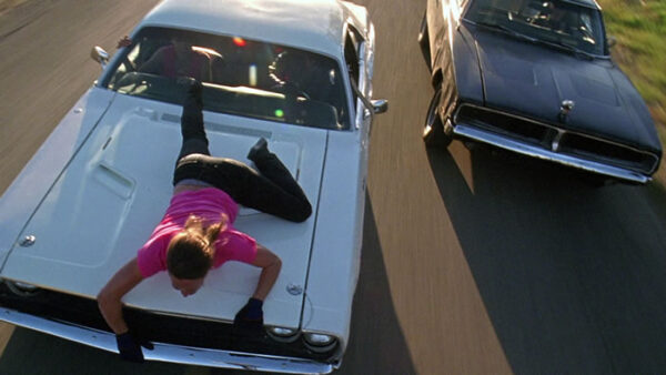 Death Proof Film Scenes You Won't Believe Are Not CGI