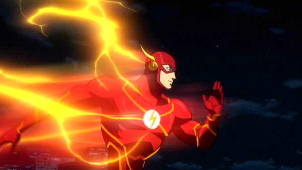 Best DC Animated Movie Justice League The Flashpoint Paradox 2013