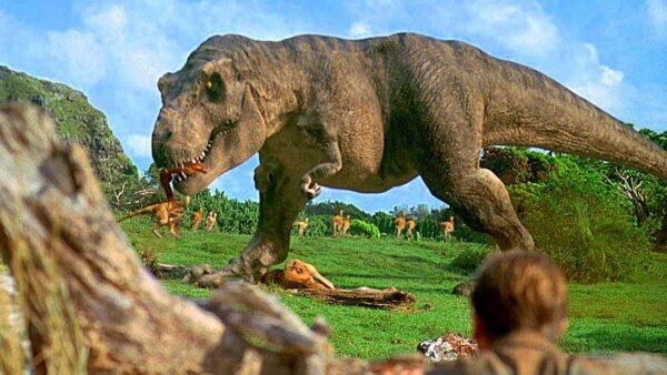 Tyrannosaurus Rex Jurassic Park