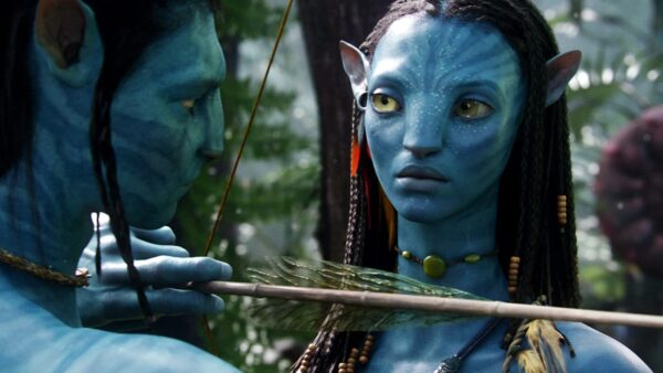 Zoe Saldana Film Avatar 2009