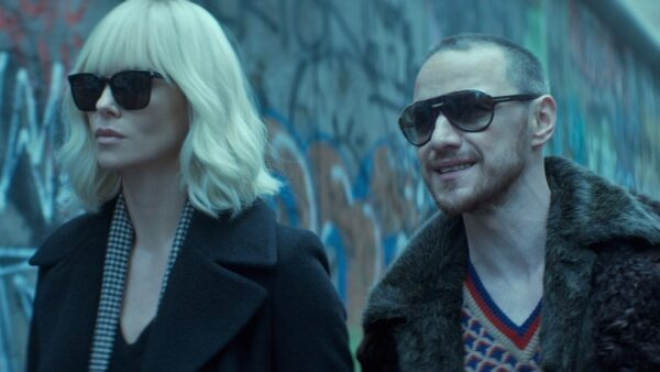 Atomic Blonde 2017 Was Based on Comic Book