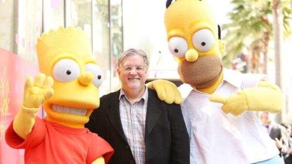 Simpsons are Based on Creator Matt Groening's Family