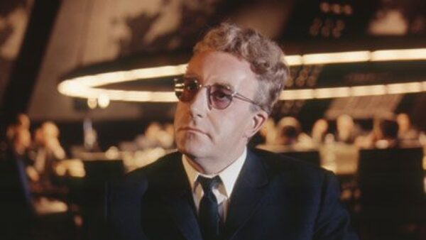 Dr Strangelove How I Learned to Stop Worrying and Love the Bomb 1964