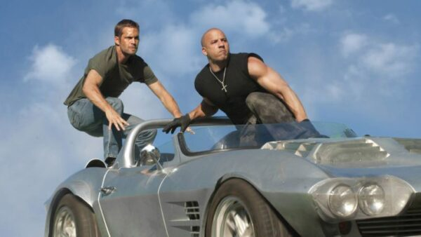 Best Vin Diesel Film Fast Five 2011