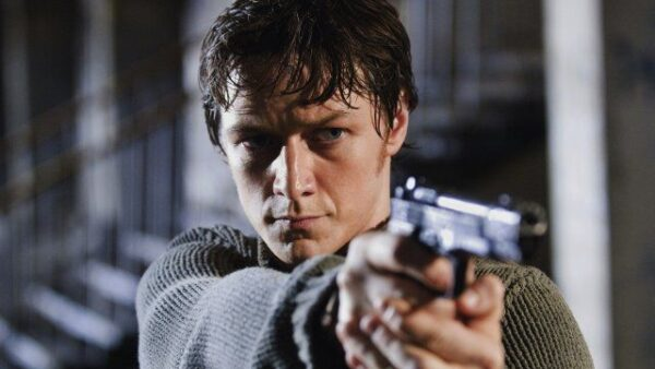 action james mcavoy best movies Wanted