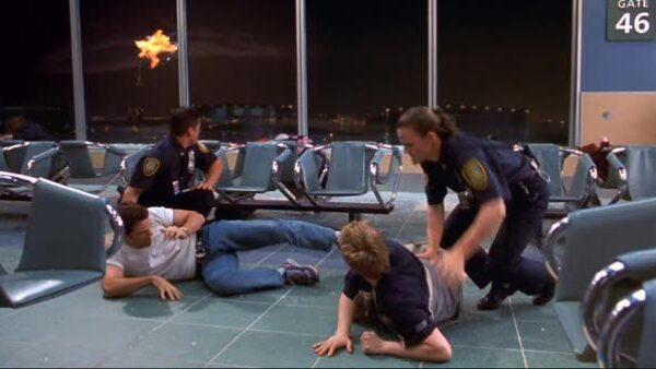 Final Destination (2000) opening scene