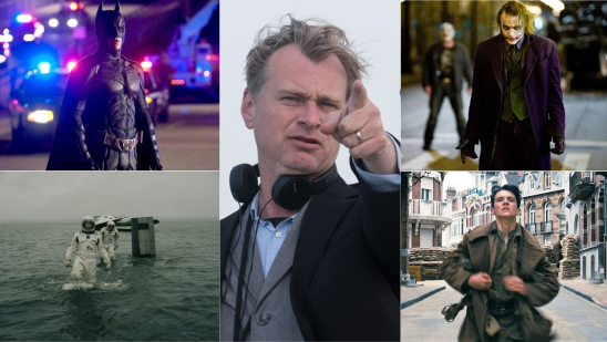 Best Christopher Nolan Movies of All Time
