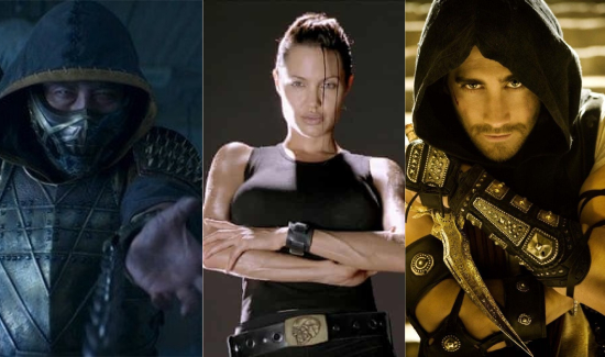 15 Best Video Game Movie Adaptions of All Time