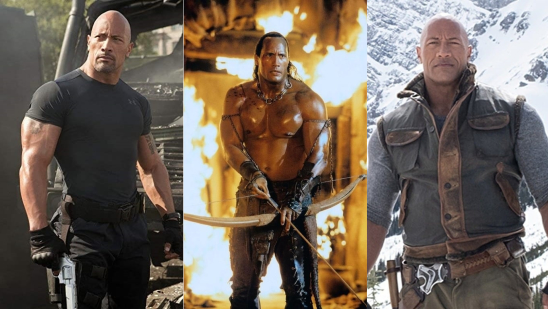 15 Best Dwayne Johnson Movies of All Time