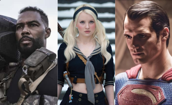 10 Zack Snyder's Movies Ranked from Worst to Best