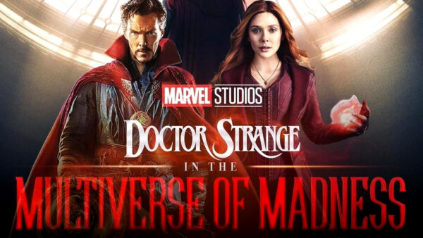 Doctor Strange in the Multiverse of Madness 2022