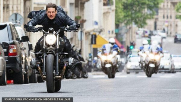 Mission: Impossible 7 movie 2022