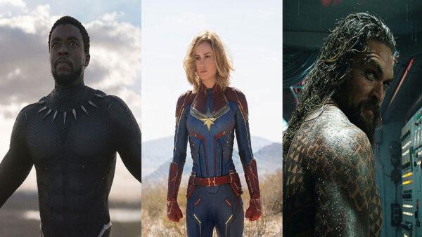 Black Panther 2, Captain Marvel 2 & Aquaman 2