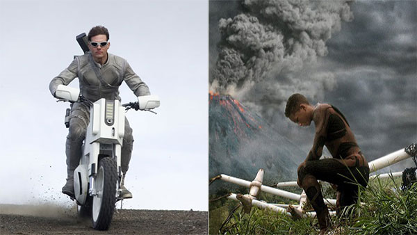 Oblivion and After Earth