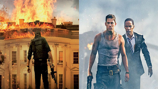 Olympus Has Fallen and White House Down