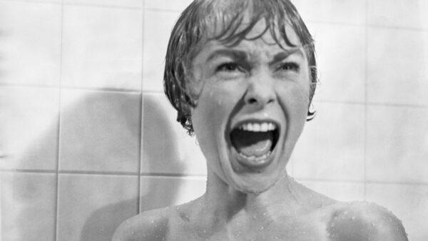 Shower Scene Psycho