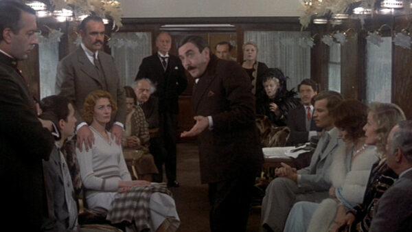 Best Ensemble Movie Murder on the Orient Express 1974