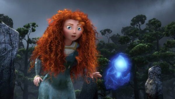 Brave Animated Film With Great Life Lesson