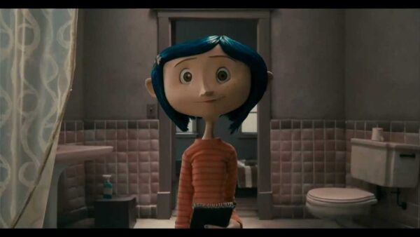 Coraline Animated Film With Great Life Lesson