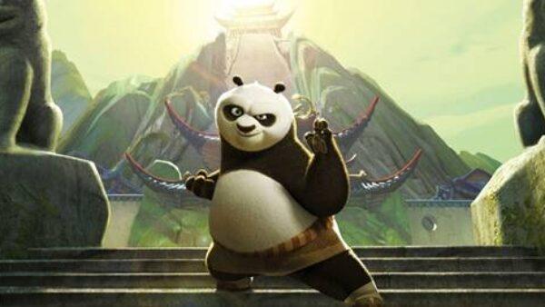 Kung Fu Panda 2008 1