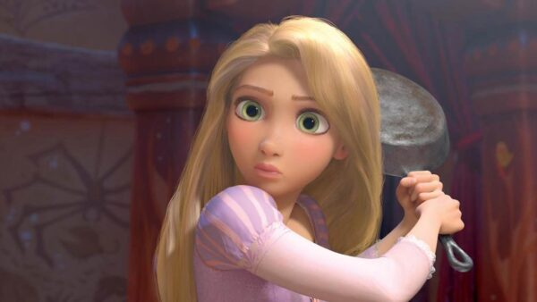 Tangled Animated Movie With Great Life Lesson