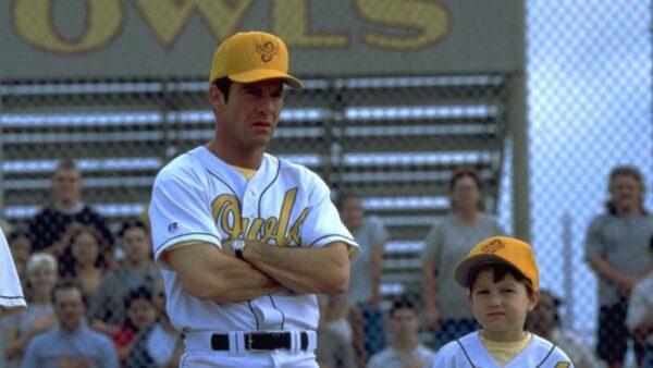 Best Dennis Quaid Movie The Rookie 2002