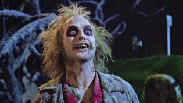 Best Michael Keaton Comedy Film Beetlejuice 1988